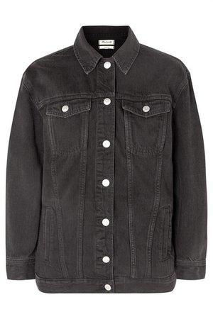 Madewell | The Oversized denim jacket | NET-A-PORTER.COM