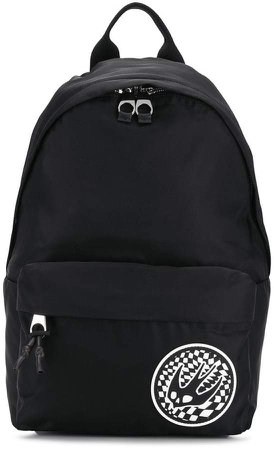 contrast Swallow patch backpack