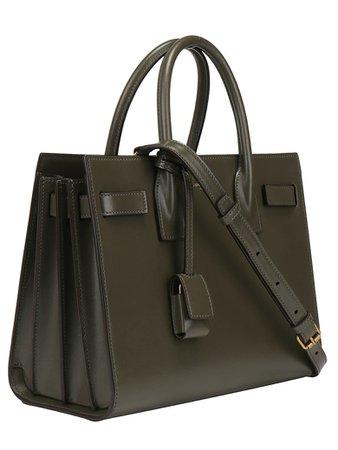Saint Laurent Sdj Baby Handbag - Mil. oli - 11073300 | italist