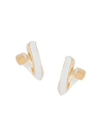 Bottega Veneta Knot Earrings - Farfetch