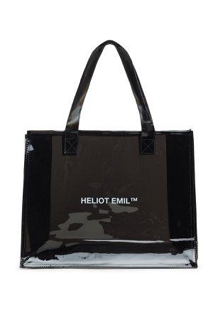 HELIOT EMIL PVC Totebag - KM20 Online Store