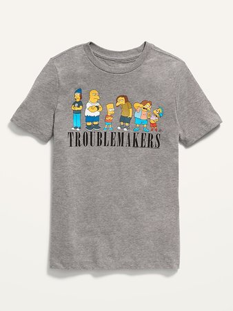 Licensed Pop-Culture Graphic Tee for Boys | Old Navy
