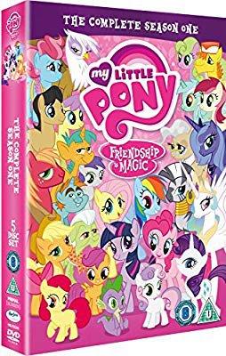 Amazon.com: My Little Pony: Complete Season 1 [DVD]: Movies & TV