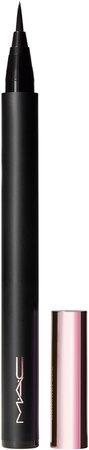MAC Black Cherry Brushstroke 24-Hour Liquid Eyeliner