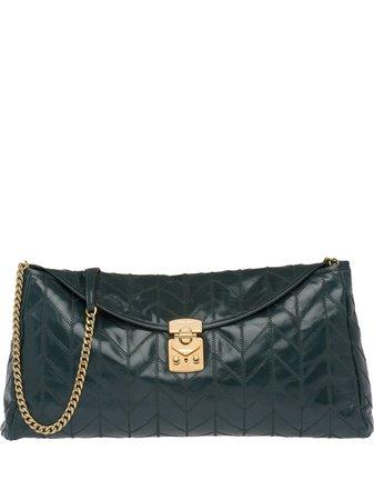 Miu Miu, Patchwork Motif Clutch Bag