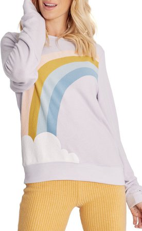 Bbj Rainbow Cloud Sweatshirt
