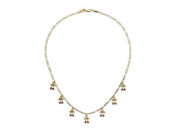 Vanessa Mooney The Cherry Necklace | Zappos.com