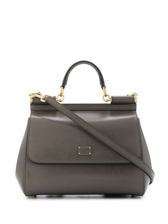 Dolce & Gabbana Small Sicily Tote Bag - Farfetch