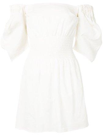 Anna Quan Nova Fitted Mini Dress - Farfetch