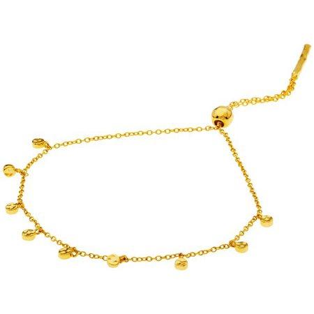 Gorjana - Gorjana Chloe Gold Mini Bracelet 193-205-G - Walmart.com - Walmart.com gold