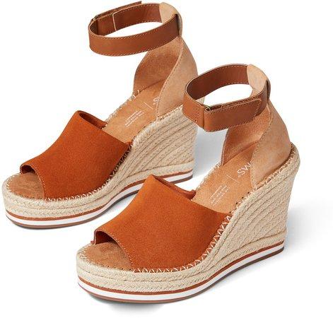 Marisol Espadrille Wedge Sandal
