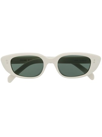 Celine Eyewear Óculos De Sol Gatinho - Farfetch
