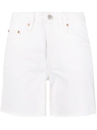 Levi's high-waisted Denim Shorts - Farfetch