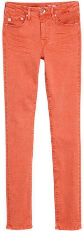 Shaping Skinny Regular Jeans - Red