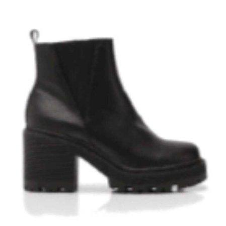 boot high heels