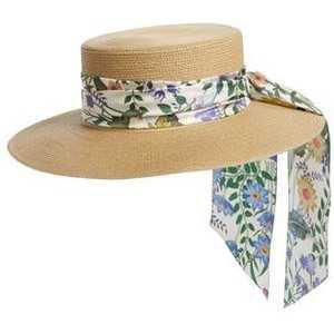Alba Straw Hat