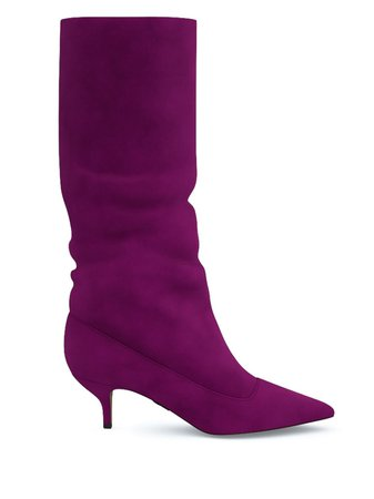 Shop purple Paul Andrew Nadia boots with Express Delivery - Farfetch