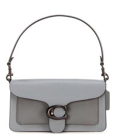 COACH Tabby Fold Colorblock Shoulder Bag | Dillard's