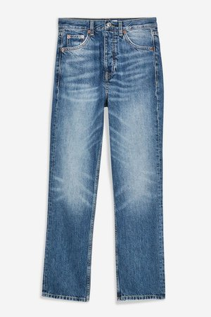 Mid Blue Editor Jeans - New In Fashion - New In - Topshop USA