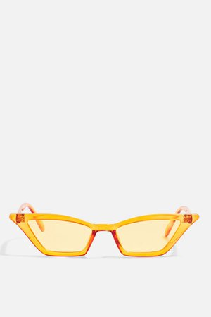 CINDY Crystal Sunglasses | Topshop