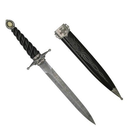 Historical Medieval Knight Dress Dagger Short Sword