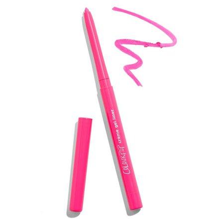 Insomniac Neon Pink Crème Gel Liner Pencil   ColourPop