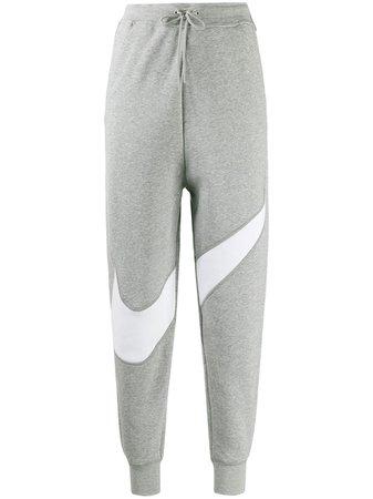 Nike Swoosh Track Trousers - Farfetch