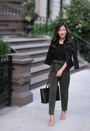 cropped blazer outfit - Google Search