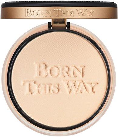 Born This Way Pressed Powder Foundation