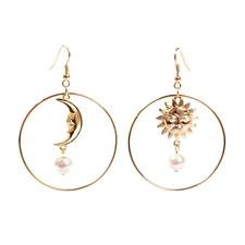 Dressed For Space Earrings – Boogzel Apparel