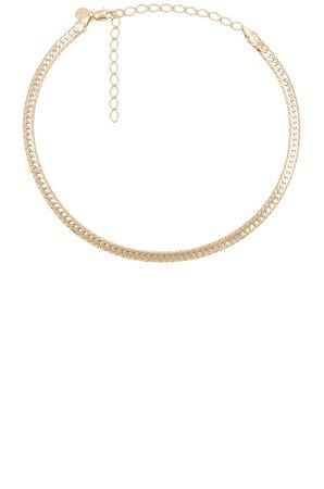 Sicily Herringbone Necklace