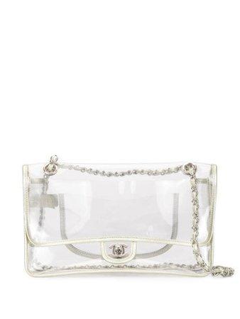 Chanel Pre-Owned Bolsa De Hombro Con Cierre Giratorio - Farfetch