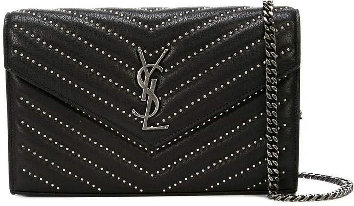 medium Kate tassel chain wallet