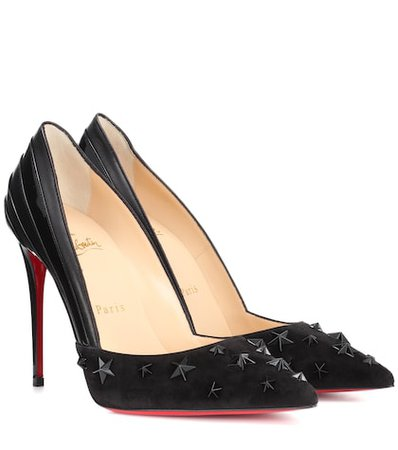 Wonder Pump 100 leather pumps