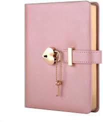 diary pink lock - Google Search