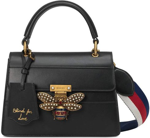 Queen Margaret small top handle bag