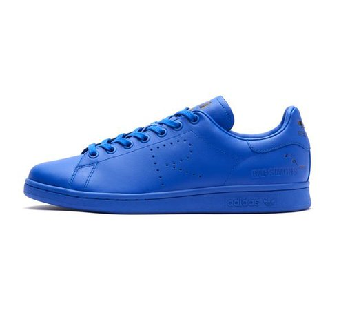 adidas Raf Simons FW18 Stan Smith Electric Blue– Highs and Lows