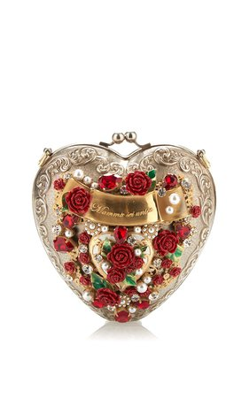 Dolce & Gabbana Sacred Heart Evening Bag