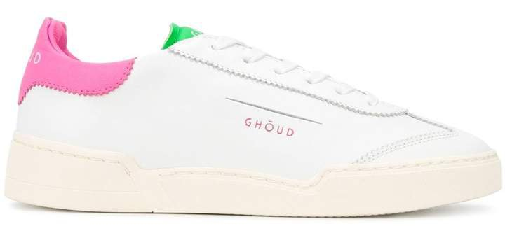 Ghoud Lace-Up Low Top Sneakers
