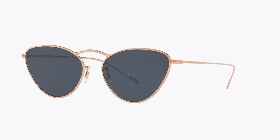 OV1239S Sunglasses Blue | Oliver Peoples USA