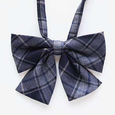 [USD 8.82] Dai JK uniforms cyanotic Gray pleated skirt with the same paragraph bow tie flat sharp corners double school uniforms DK bow tie - Wholesale from China online shopping | Buy asian products online from the best shoping agent - ChinaHao.com
