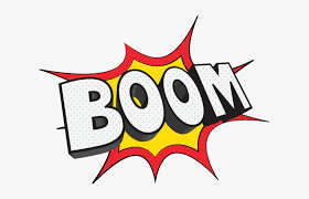 boom png - Google Search