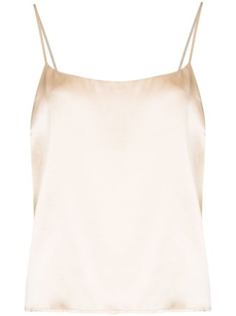 Reformation Stella Silk Cami Top - Farfetch