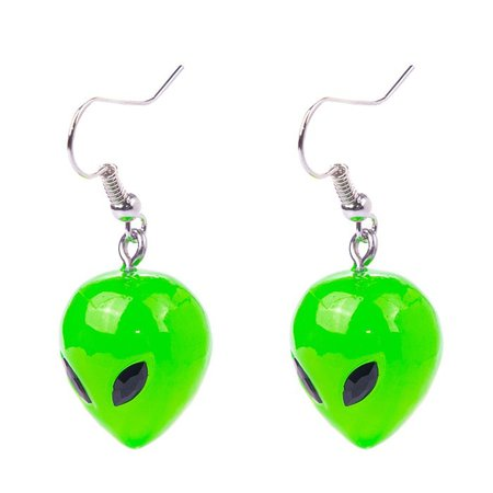 Phoning Home Earrings - Jewellery - Accessories | Irregular Choice