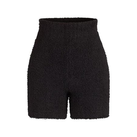 Cozy Knit Short - Onyx | SKIMS