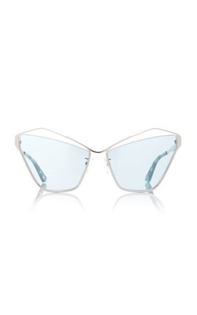 MCQ Sunglasses Iconic Cat Eye Sunglasses