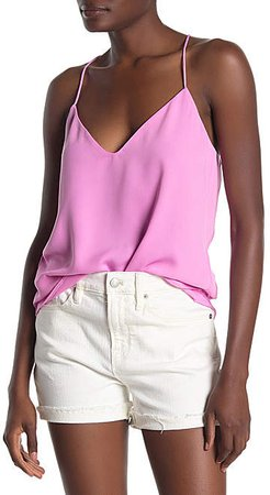 Women's Tank Tops BRIGHT - rack racerback cami - Women