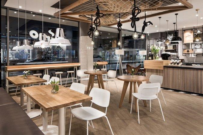 » Primo Cafe Bar by DIA – Dittel Architekten, Tübingen – Germany