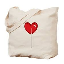 bag of red heart lollipops - Google Search