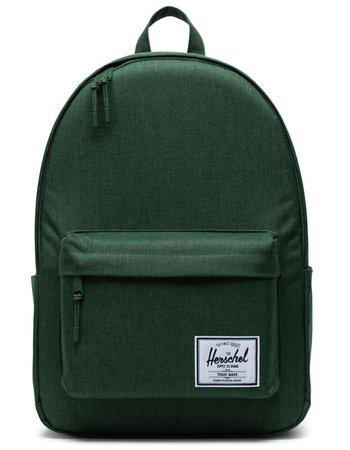 HERSCHEL SUPPLY CO. Classic XL Crosshatch Backpack - GREEN - 10492-03882-OS | Tillys